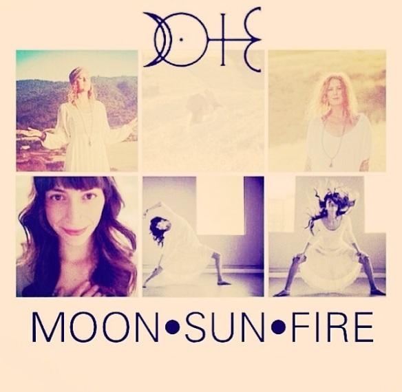 Moon Sun Fire